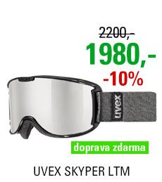 UVEX SKYPER LTM, black/ltm silver S5504212126