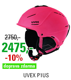 UVEX P1US pink mat S566153910