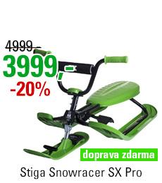 Skiboby Stiga Snowracer SX Pro Green