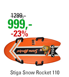 Kluzák Stiga Snow Rocket 110 Orange