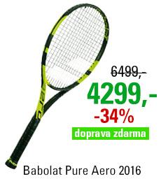 Babolat Pure Aero 2016