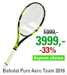 Babolat Pure Aero Team 2016