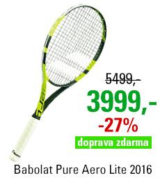 Babolat Pure Aero Lite 2016