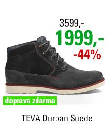 TEVA Durban Suede 1008661 DKSW