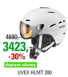 UVEX HLMT 200, white mat S566176110