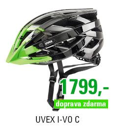 UVEX I-VO C, DARK SILVER-GREEN
