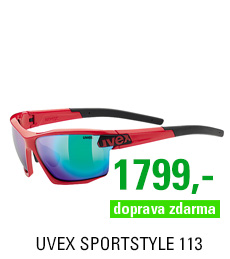 UVEX SPORTSTYLE 113, RED