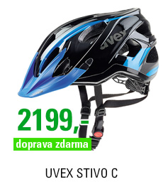 UVEX STIVO C, BLACK-BLUE