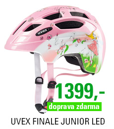 UVEX FINALE JUNIOR LED, FAIRY