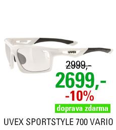 UVEX SPORTSTYLE 700 VARIO, WHITE
