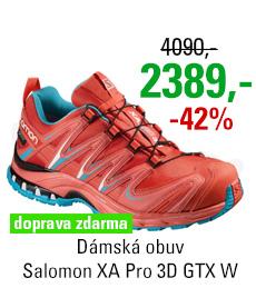 41ef93b9560 Trailová obuv - Dámská obuv Salomon