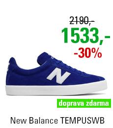 New Balance TEMPUSWB