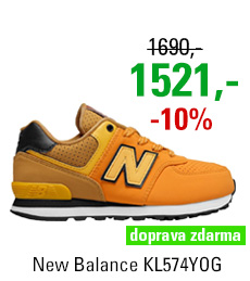 New Balance KL574YOG