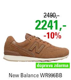 New Balance WR996BB - šířka D