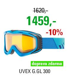 UVEX G.GL 300 ice mat/lgl S5502154029