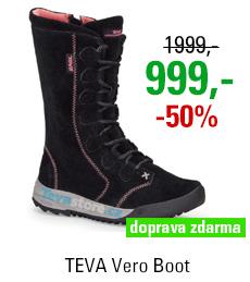 TEVA Vero Boot 4334 BLK