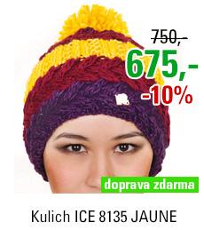 Kulich ICE 8135 JAUNE