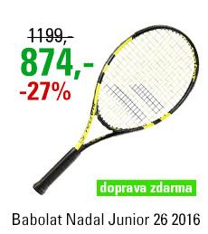 Babolat Nadal Junior 26 2016