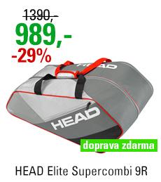HEAD Elite Supercombi 9R Grey 2017
