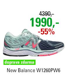 New Balance W1260PW6 - šířka D