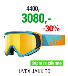 UVEX JAKK TO, petrol mat/ltm orange S5504314226