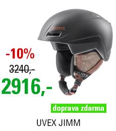 UVEX JIMM black mat loden S566206210