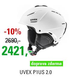 UVEX P1US 2.0 white mat S566211110