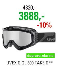 UVEX G.GL 300 TAKE OFF POLA black/litemirror S5502122126