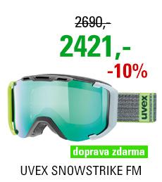UVEX SNOWSTRIKE FM black-grey mat S5504192526