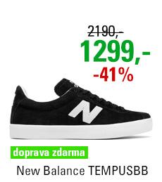New Balance TEMPUSBB