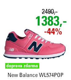 New Balance WL574POP
