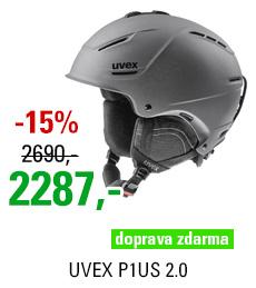 UVEX P1US 2.0 gun met mat S566211550 17/18