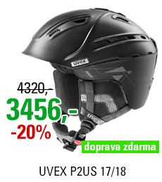 UVEX P2US S566178200 17/18
