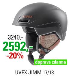 UVEX JIMM black mat loden S566206210 17/18
