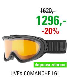 UVEX COMANCHE LGL black mat/lgl S5510922629