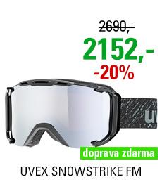UVEX SNOWSTRIKE FM black mat S5504192126