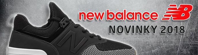 NewBalanceStore - novinky 2018