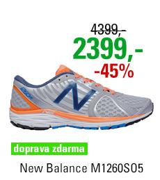 New Balance M1260SO5 - šířka 2E