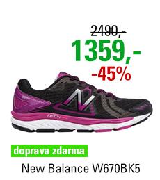 New Balance W670BK5