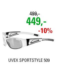 UVEX SPORTSTYLE 509 WHITE