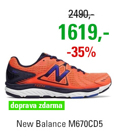 New Balance M670CD5