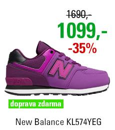 New Balance KL574YEG