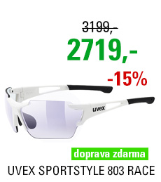 UVEX SPORTSTYLE 803 RACE VM, WHITE