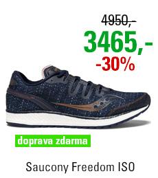 Saucony Freedom ISO Navy/Denim/Copper