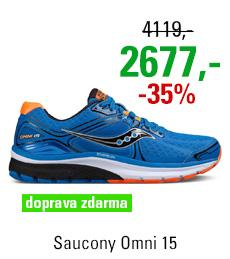 Saucony Omni 15 Blue