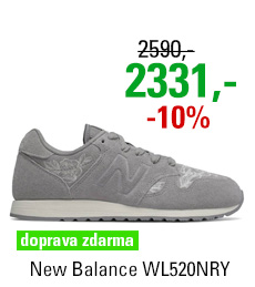 New Balance WL520NRY