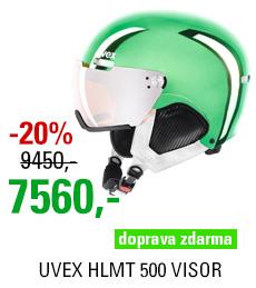 UVEX HLMT 500 VISOR Chrome LTD S566212790 17/18