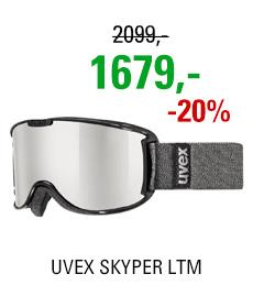 UVEX SKYPER LTM black dl/ltm silver lgl S5504212126