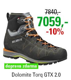 Dolomite Torq GTX 2.0 Anthracite/Bright Orange