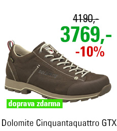 Dolomite Cinquantaquattro Low FG GTX® Dark Brown